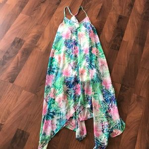 Dresses & Skirts - Tropical maxi